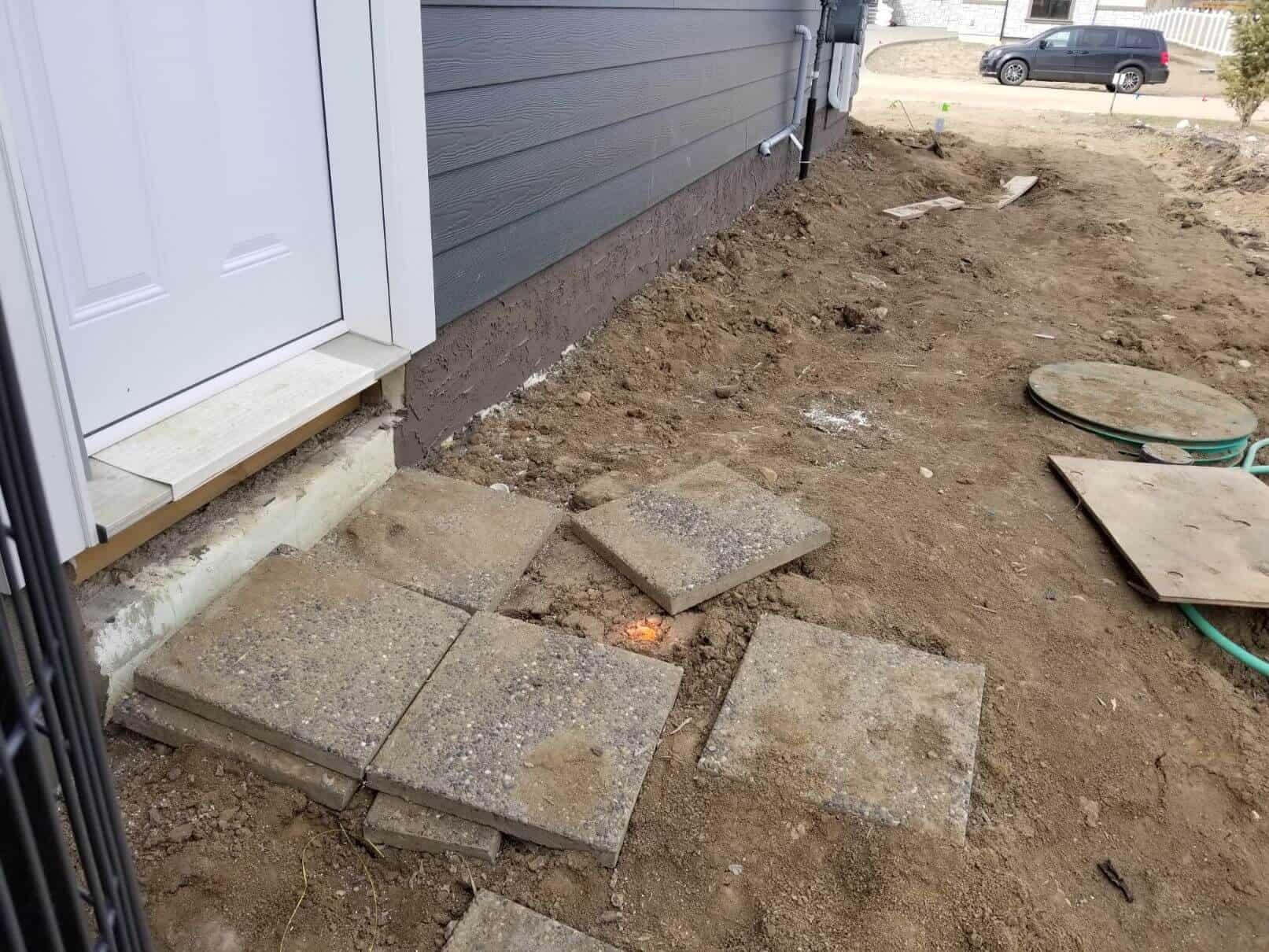 basement wall protection