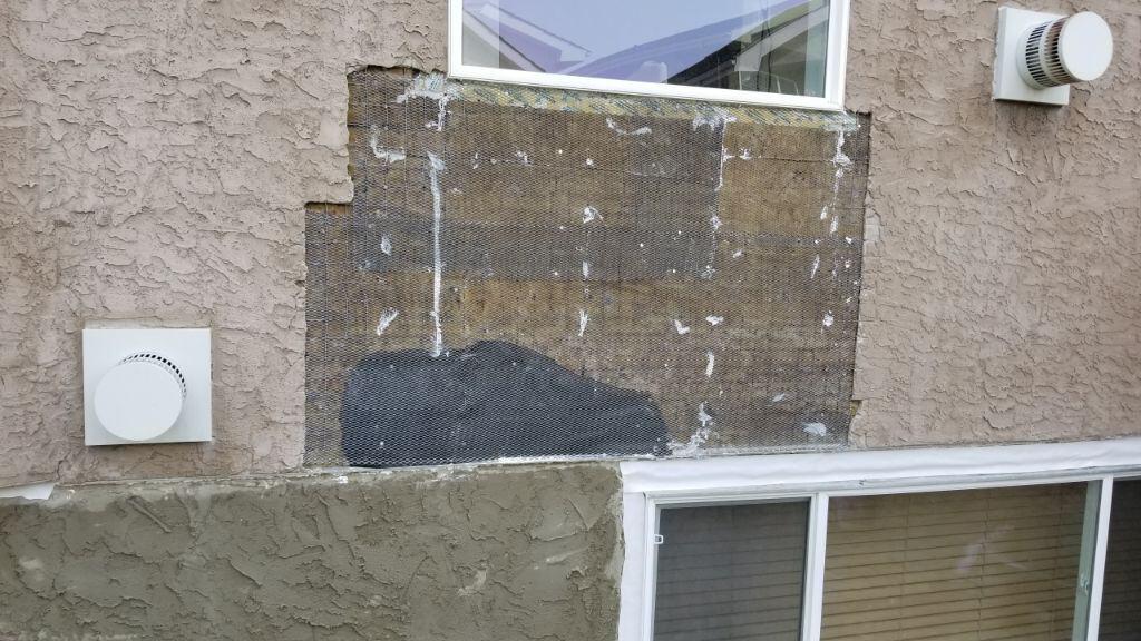 stucco repair morinville