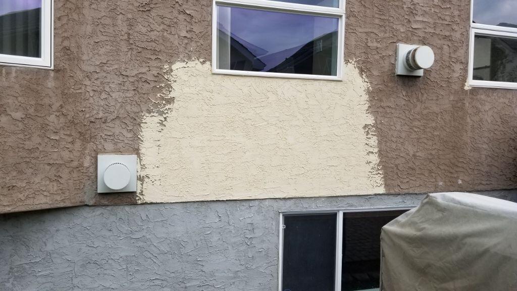 stucco repair whitecourt