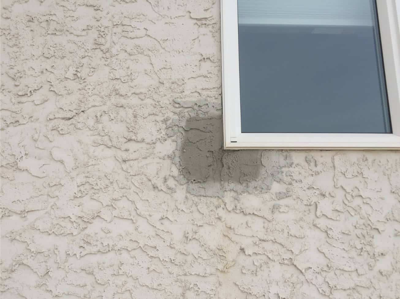 stucco patch
