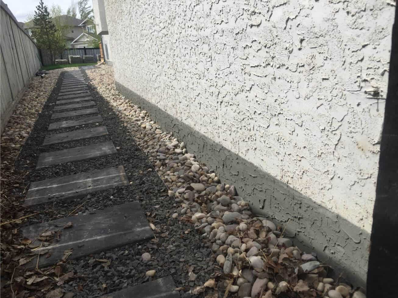 stucco repair drumheller