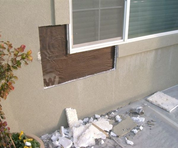 Stucco And Eifs Contractor In Alabama: Acrylic And EIFS Stucco Repair In Edmonton