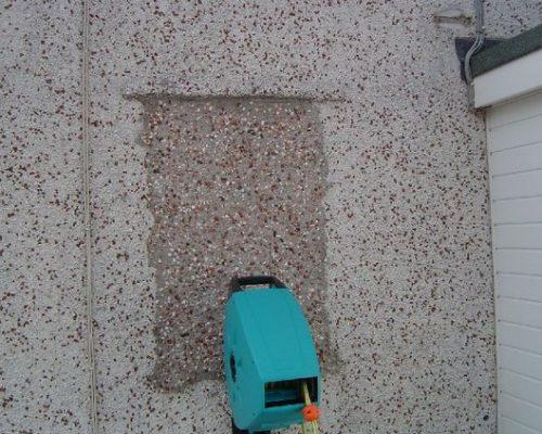pebble dash repair edmonton