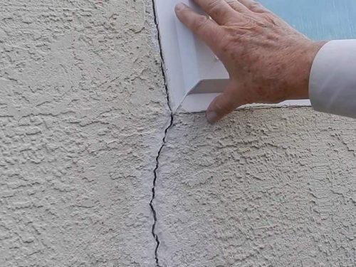 stucco crack repair cost