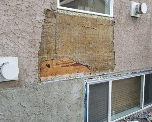 stucco repair sylvan lake